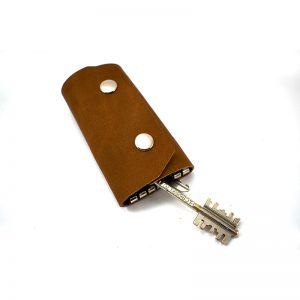 Key Roll: Κλειδοθήκη – Καφέ, Ματ