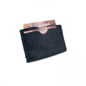 Business AsUsual: Θήκη για Πιστωτικές Κάρτες – Blue Black, Λεπτό