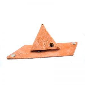 Bermuda Triangle Mini: Τρίγωνο Πορτοφόλι Κερμάτων – Ροζ