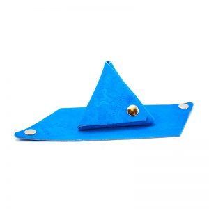 Bermuda Triangle Mini: Τρίγωνο Πορτοφόλι Κερμάτων – Μπλε
