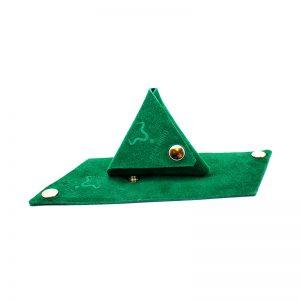 Bermuda Triangle Mini: Τρίγωνο Πορτοφόλι Κερμάτων – Πράσινο